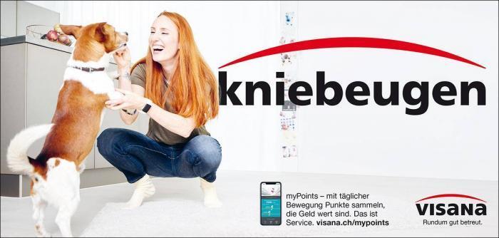 Visana Kniebeugen