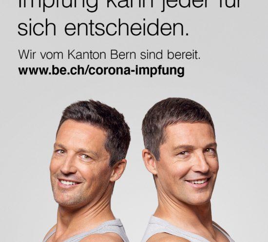 Kanton Bern - Wir vom Kanton Bern sind bereit